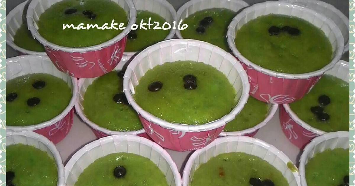 Cupcake pandan - 21 resep - Cookpad