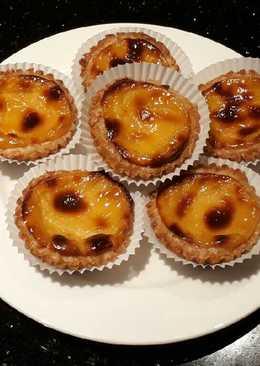 Portuguese Egg Tart / Pastel de Nata
