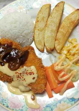 Chicken Katsu ala IbuBhumi