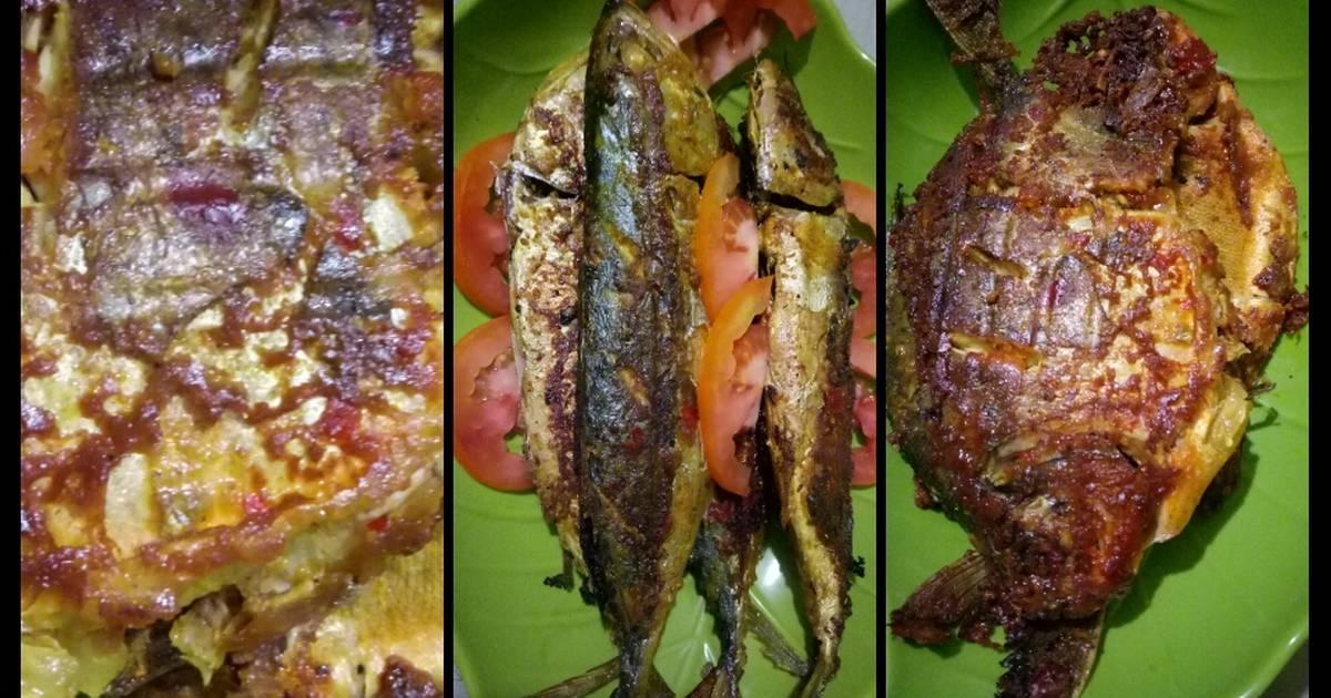 8 resep bawal bakar bumbu padang enak dan sederhana - cookpad Minyak Kembar Kemiri Bakar