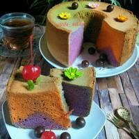 Gluten free Chiffon cake #maree
