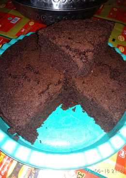 14. Brownies kukus (6 sdm)