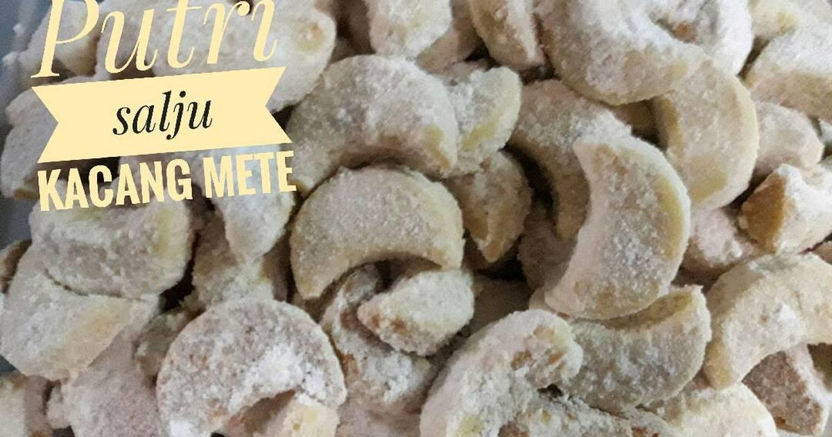 143 resep putri salju kacang enak dan sederhana - Cookpad
