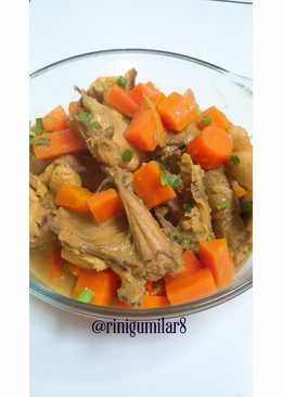 Curry rice sederhana ala aku