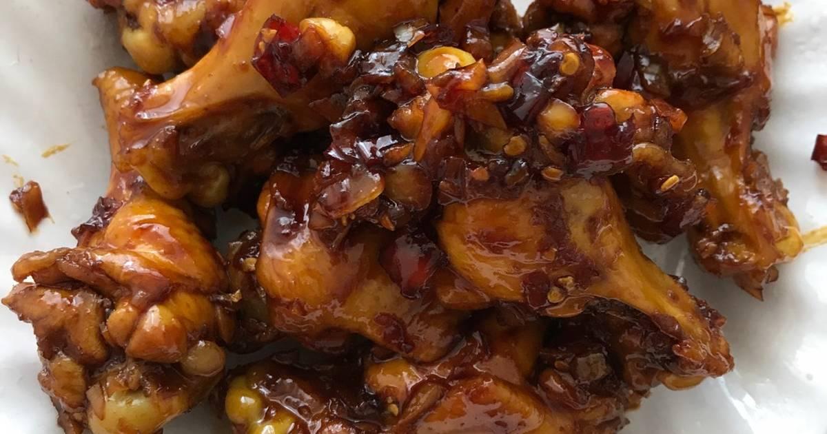 resep ayam kecap maknyus oleh maharani p k   cookpad