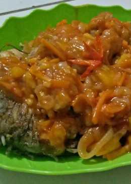 Resep Resep Gurame Crispy Asam Manis Lezat Resep Gurih Indonesia