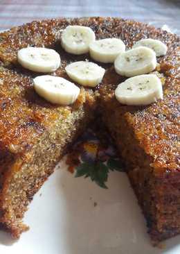 Cake Pisang Kukus Lembut