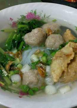 Bakso Malang Homemade