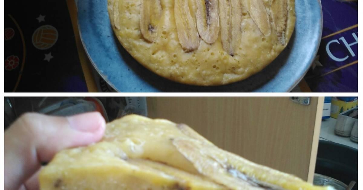 Resep Bolu pisang rice cooker