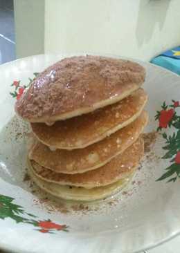 Pancake eggless