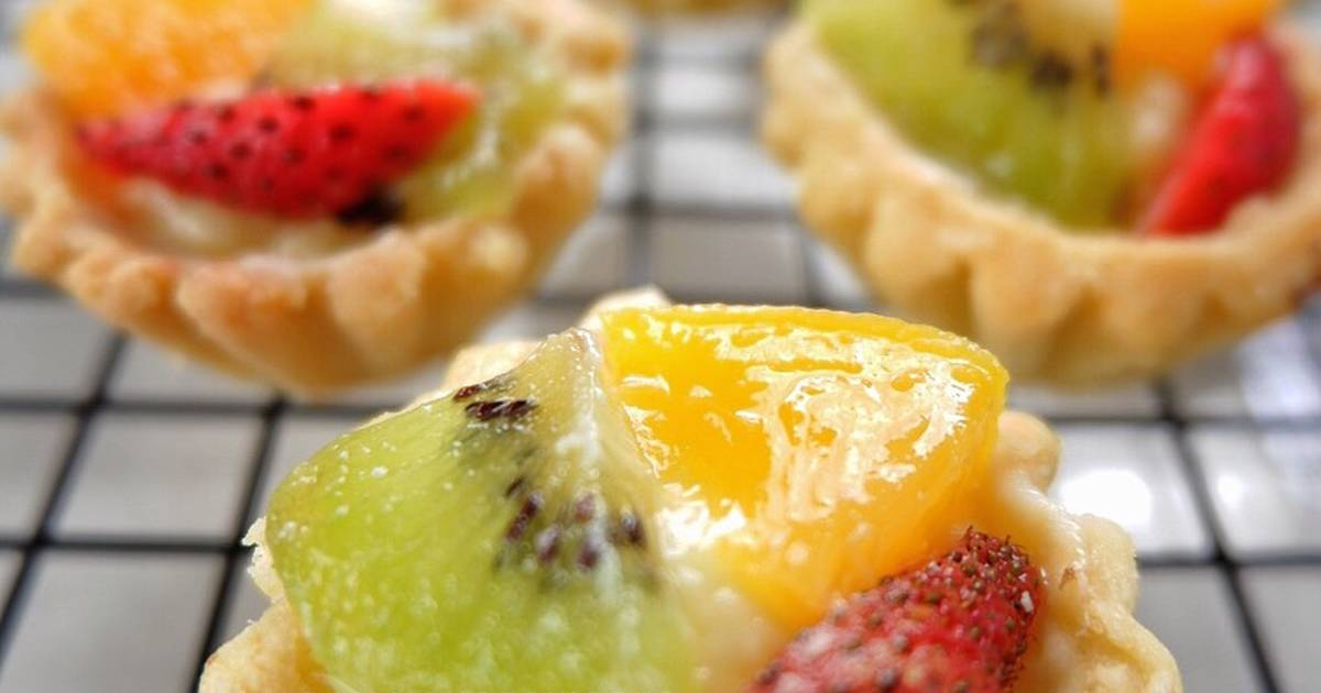 Resep Cake Tart Ncc: 10 Resep Pie Buah Ncc Enak Dan Sederhana