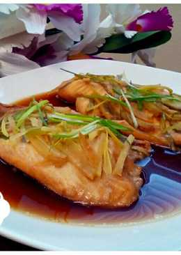 Steamed Fish / Tim Ikan