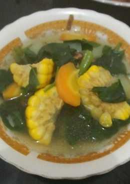 Javanese soup aka Bening Jawa 😄