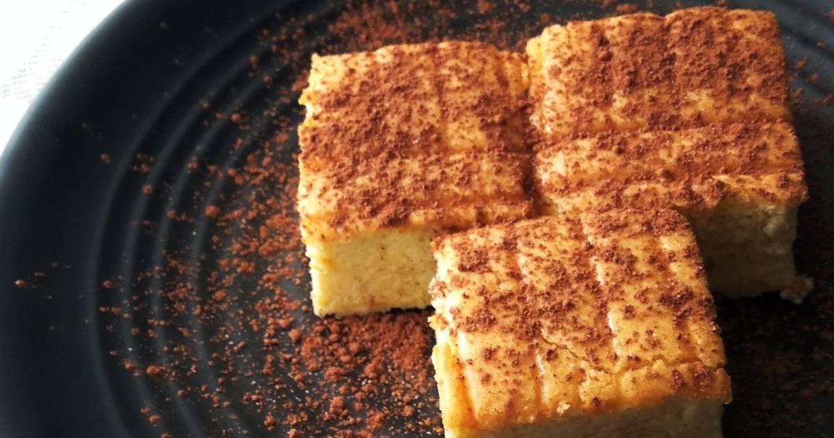 Resep Cake Keju Keto: Resep Keto Ogura Oleh @DapoerUmmuHana