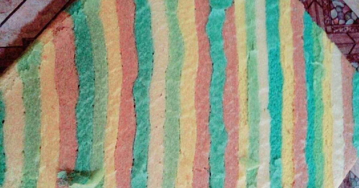 Resep Cake bahan lidah kucing