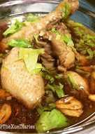 Swikee Ayam | Ayam Kuah Tauco |