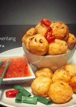 Cimplung kentang aka perkedel sunda #Bandung_recookNiabayens