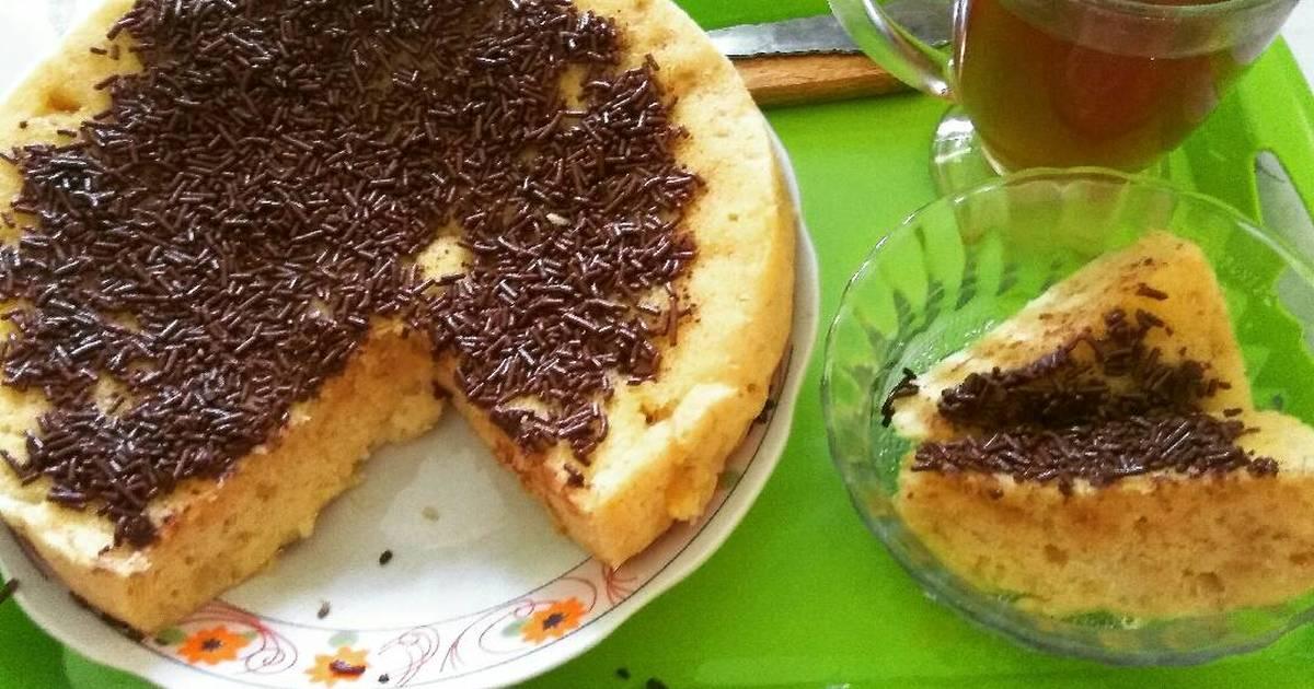 Resep Cake Ketofastosis: Resep Cake Pisang Messes Oleh Rina Meong