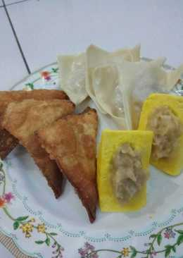 Siomay Goreng Ayam
