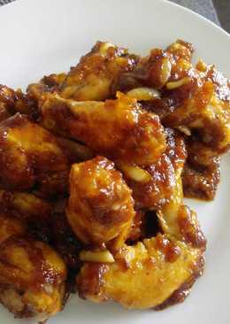 Ayam Panggang Saus Barbeque