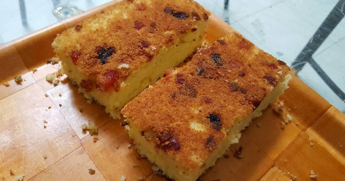 Resep Bolu keju cream cheese