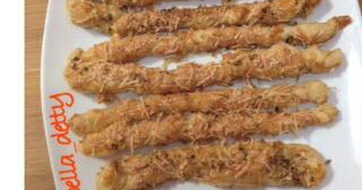 Resep Cheese stick ala2