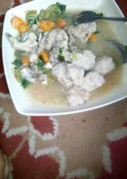 Bakso ayam healty