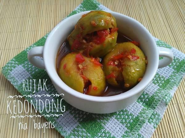 Rujak kedondong (#bandung_recookSariUtamiKimdonghwa)