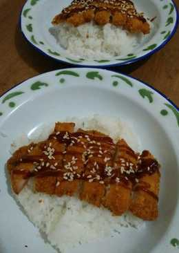 Chicken Katsu Simple