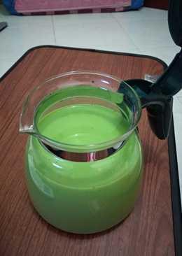 Green Thai Tea