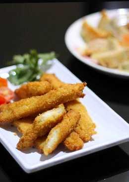 Stick Dory Fish Krispy #SeafoodFestival