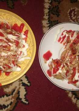 Takoyaki ala rumahan