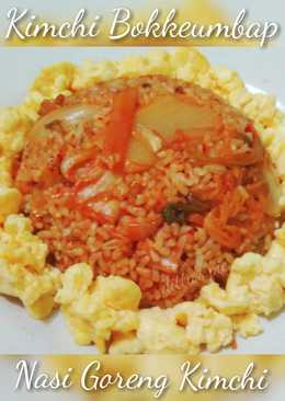Kimchi Bokkeumbap (Nasgor Kimchi)