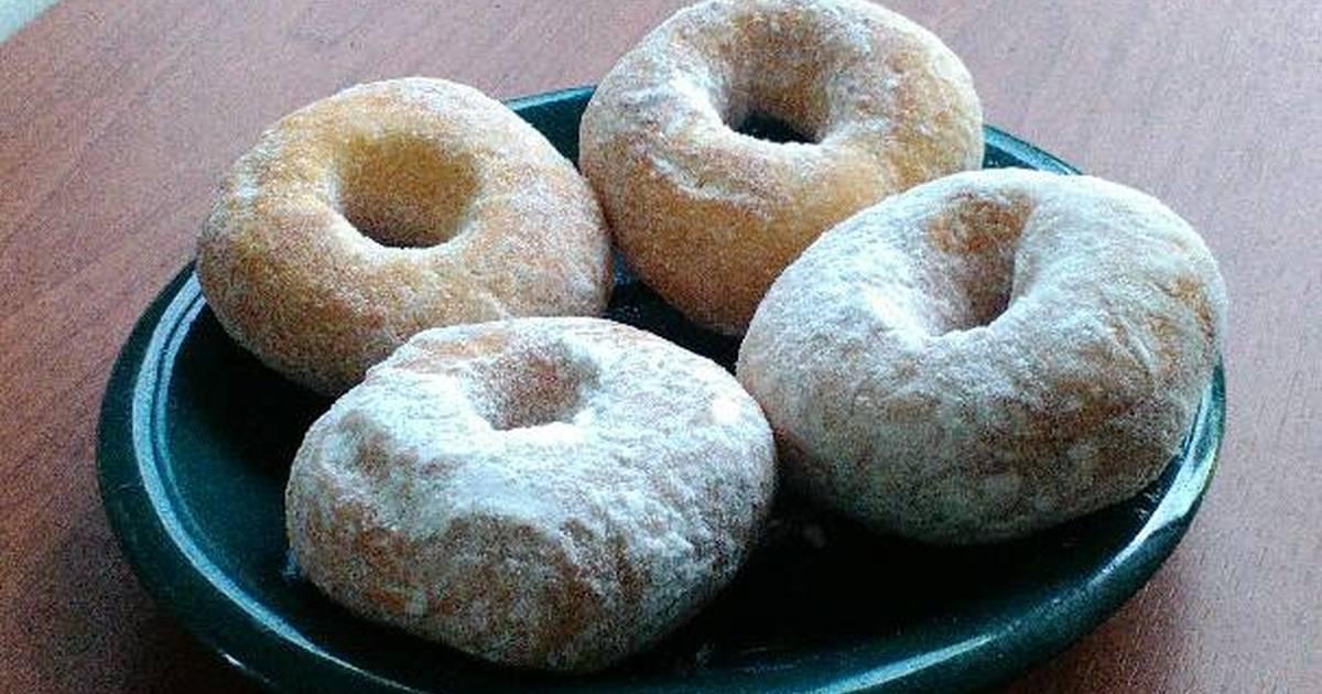 Cara membuat donat lembut dengan sederhana - 1.289 resep - Cookpad