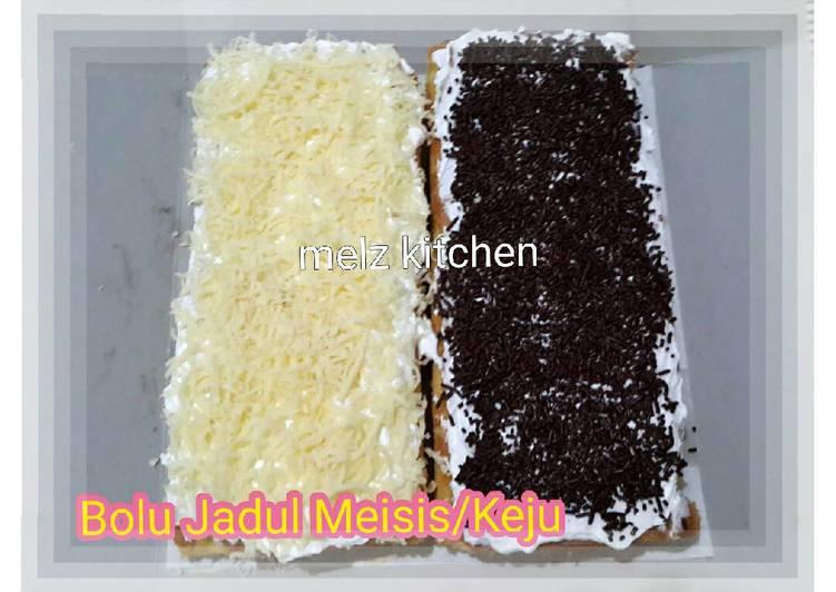 Resep Bolu Jadul Telur 6: Resep Bolu Jadul Oleh Melz Kitchen (Mellisa H)
