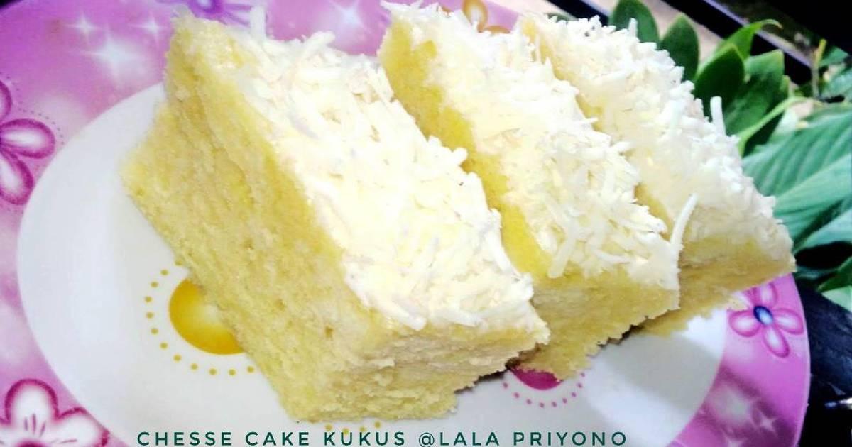 Resep Cake Kukus Lumer: Resep Cheese Cake Kukus Simple Serba SDM Oleh Lala Priyono