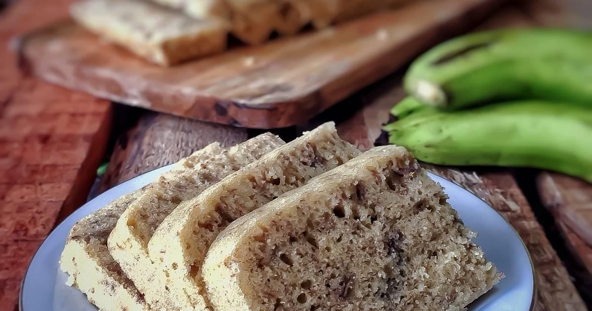 Resep Banana Cake Kukus😊 Mudah..!!! Irit Bahan..!!!
