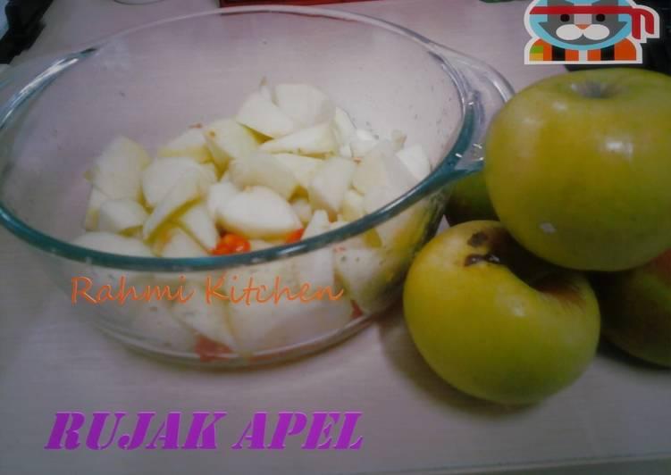 87+ Gambar Rujak Apel Terlihat Keren