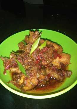 Ayam sambal