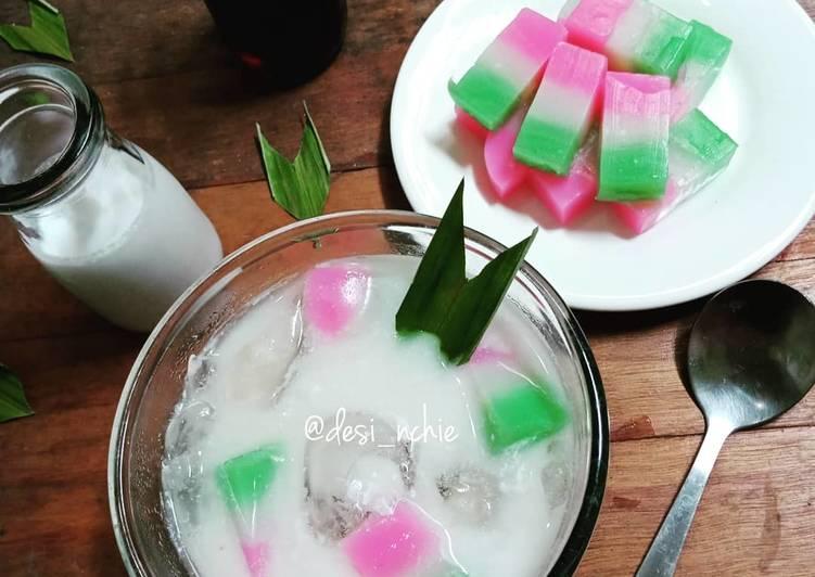 Resep Es Selendang Mayang Betawi