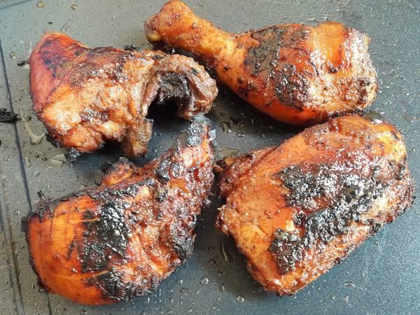 Ayam Bakar Spesial