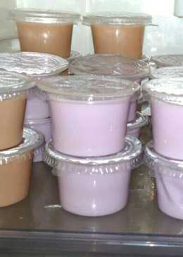 Silky puding
