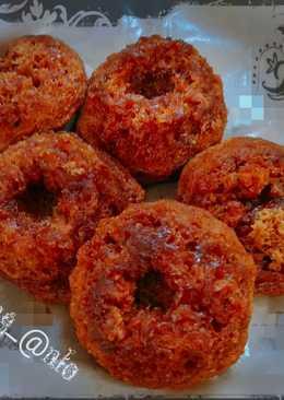 Bolu Karamel (SAKURA) Sarang Semut # Versi Kukus
