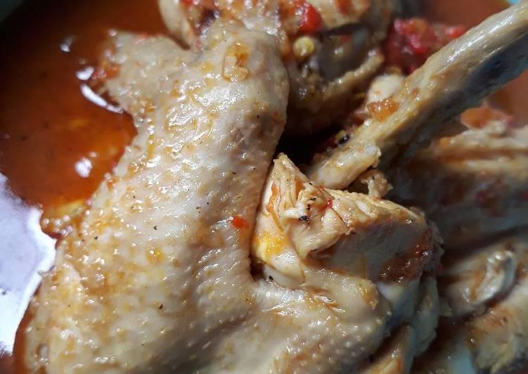 Ayam Rica Kuah