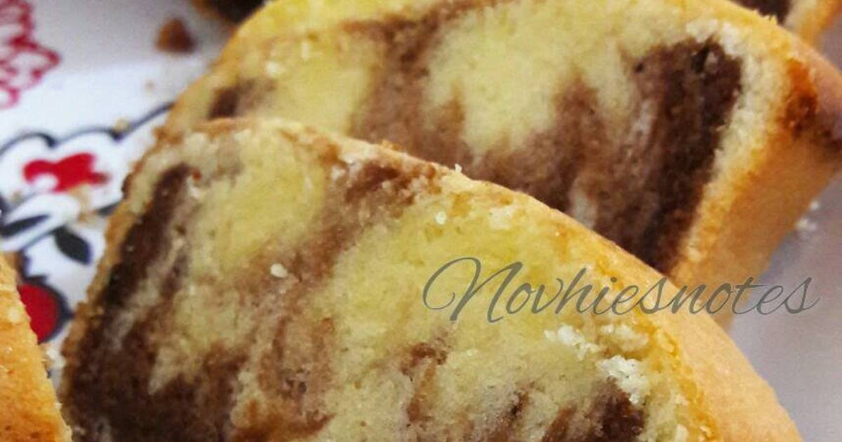 Resep Marble Cake