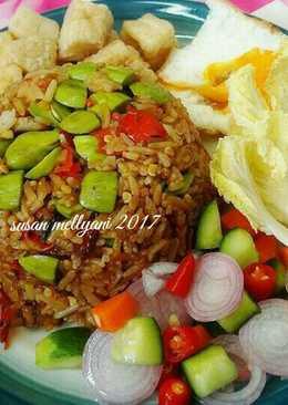 775 Resep Nasi Goreng Pete Enak Dan Sederhana Cookpad
