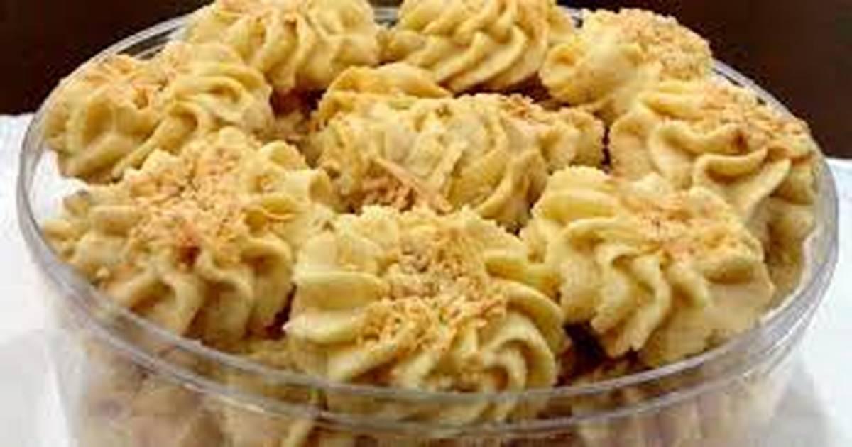 Resep Cake Keju Enak: 406 Resep Sagu Keju Renyah Enak Dan Sederhana