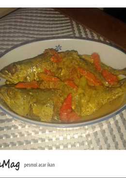 Pesmol ikan kuning
