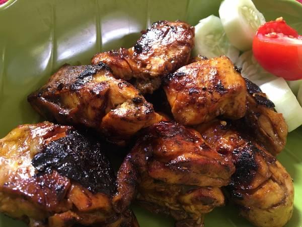 Ayam Bakar Simple