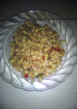 Sayur kacang kedelai